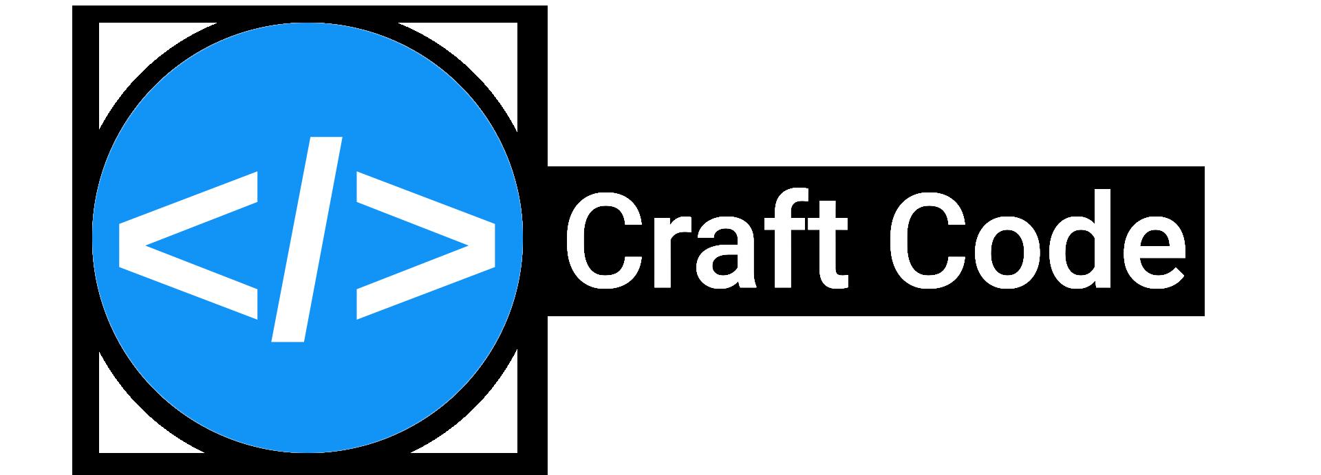 Craft - Code | La Academia de las Buenas Prácticas